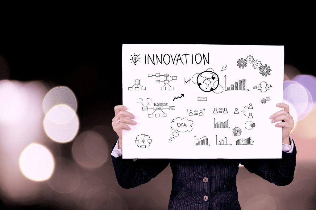Os investimentos em transformação digital precisam ir para a inovação e  a criação de modelos de negócios disruptivos. Crédito: Pixabay