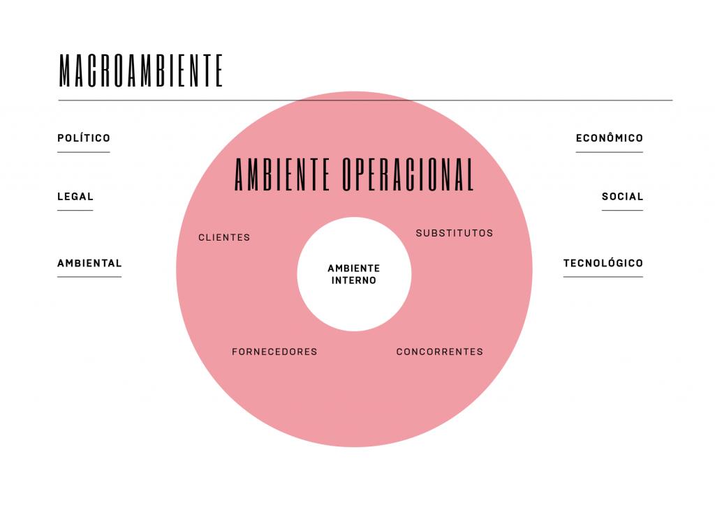 Macroambiente e ambiente operacional no método SENNO